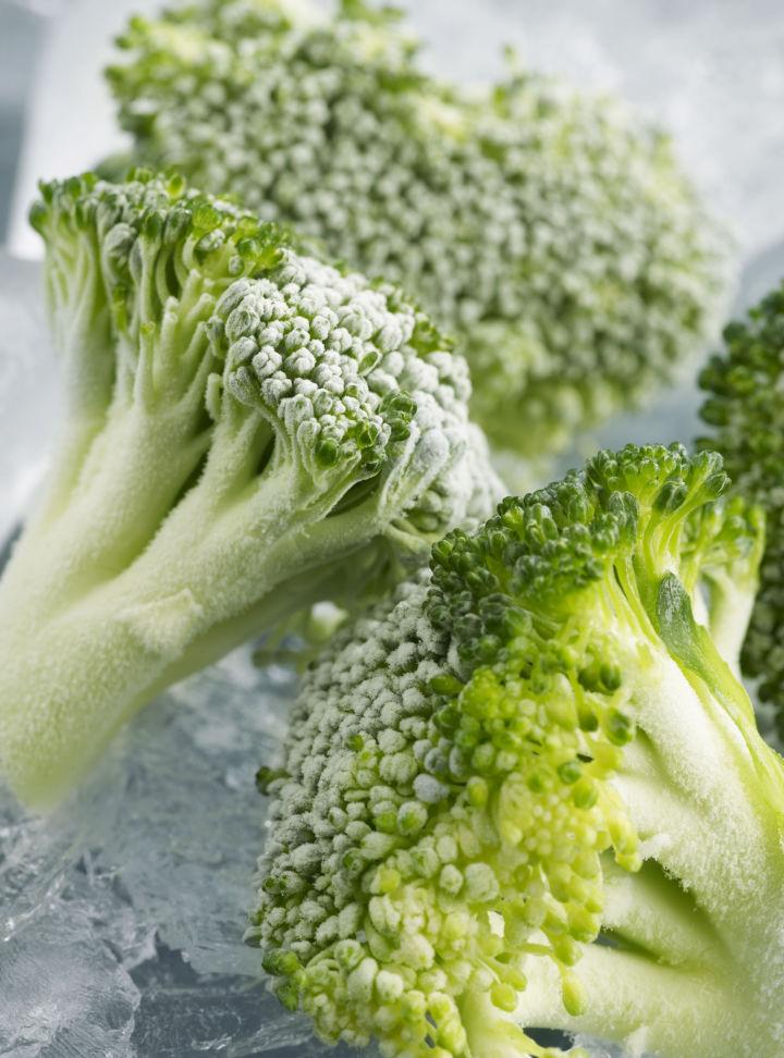 broccoli surgelé ok